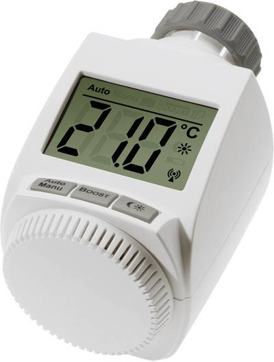 MAX! MAX! Wireless thermostat head