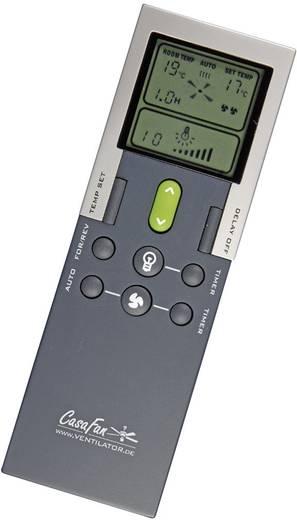 Deckenventilator-Fernbedienung CasaFan FB-IR Advanced Temp.-Steuerung Grau