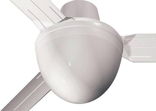 Deckenventilator-Leuchte Vortice LEUCHTE I Opalglas