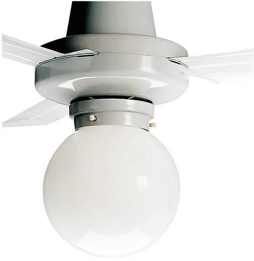 Deckenventilator-Leuchte Vortice LEUCHTE I PLUS Opalglas