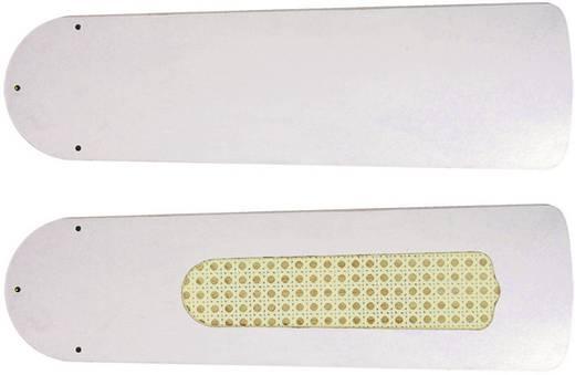 Deckenventilator-Flügelsatz CasaFan Deckenventilator-Flügelsatz 103 LACK WEIß Flügeldekor: Weiß
