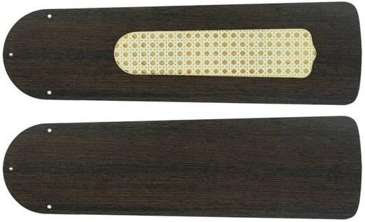 Deckenventilator-Flügelsatz CasaFan Plafondventilator-Bladenset 103 WENGÉ Flügeldekor: Wenge