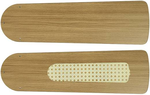 Deckenventilator-Flügelsatz CasaFan Plafondventilator-Bladenset 132 LICHT EIKEN Flügeldekor: Eiche (hell)