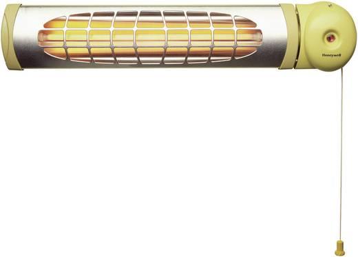 Wickeltischstrahler 10 m² Pastell-Gelb Honeywell 7600005