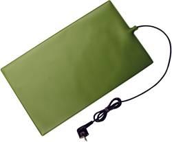 Vykurovacia rohož AccuLux ThermoLux 461265, 6 W, (d x š x v) 17 x 17 x 0.4 cm, zelená