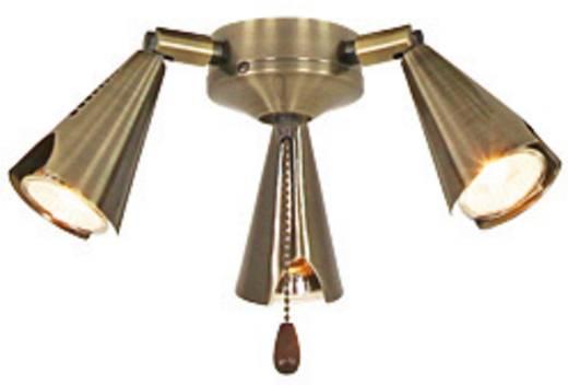 Deckenventilator-Leuchte CasaFan 5-II MA 3 STRAHLER