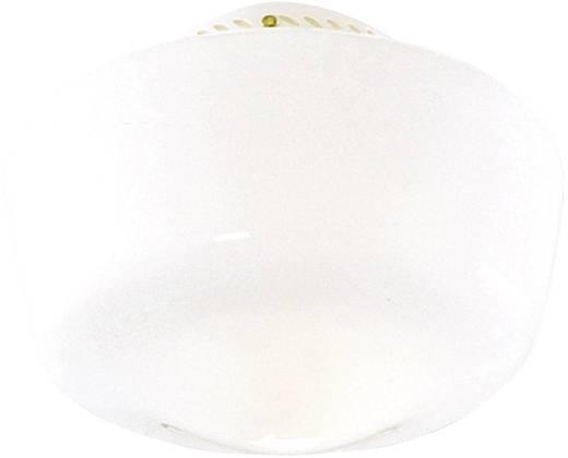 Deckenventilator-Leuchte Hunter SCHOOLHOUSE TRADIT. BN Opalglas (glänzend)