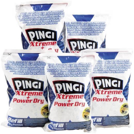 Luftentfeuchter-Nachfüllbeutel PINGI Xtreme Nachfüllung 5-Pack