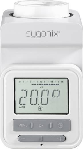 Heizkörperthermostat elektronisch 8 bis 28 °C Sygonix hx.1