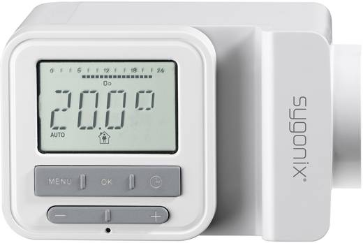 heizk rperthermostat elektronisch 8 bis 28 c sygonix hx 1. Black Bedroom Furniture Sets. Home Design Ideas