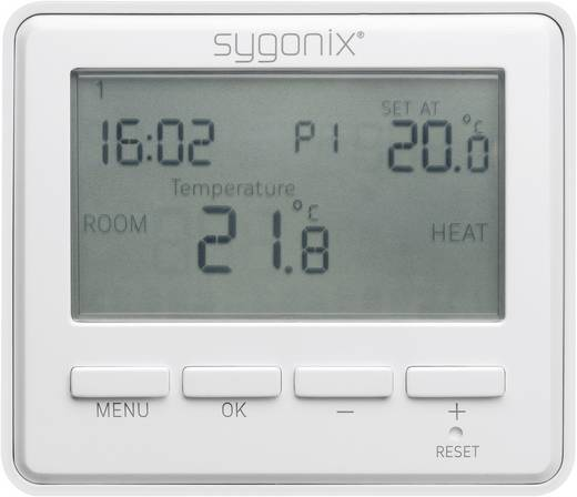 Raumthermostat mit Display, tx.4