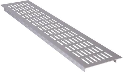 Wallair Leichtmetallgitter Silber (L x B x H) 480 x 100 x 16 mm N35847