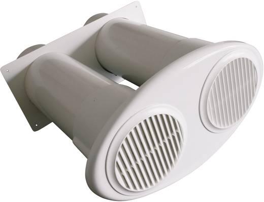 Energiespar-Mauerkasten Kunststoff Passend für Rohr-Durchmesser: 152 mm Wallair N38840