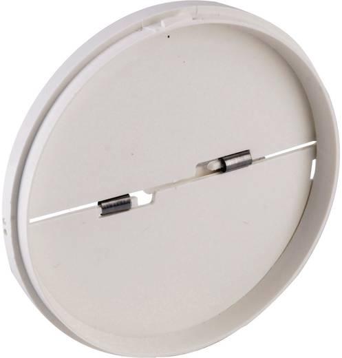 Rückstauklappe Passend für Rohr-Durchmesser: 15 cm Wallair N40817 Weiß