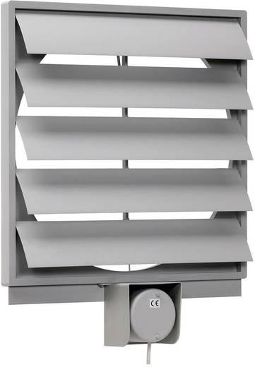 Ventilator-Verschlusskappe Passend für Rohr-Durchmesser: 31 cm Wallair N34870 Grau