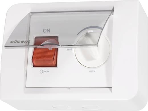 Timermodul Wallair Zeitschaltuhr Auf- und Unterputz einstellbar 3 - 25 min Weiß