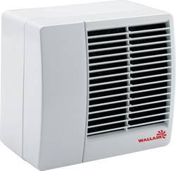 Centrifúgový ventilátor Wallair Radia Ø 300 mm, biely