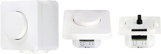 Deckenventilator-Wandtrafo CasaFan WS 2,5 A/U Creme-Weiß