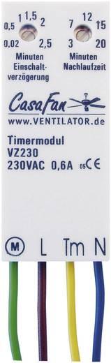 Timermodul CasaFan Capteur de température VZ 230 Weiß