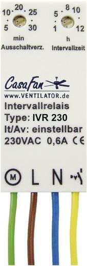 Timermodul CasaFan IVR 230 Weiß