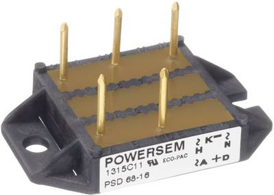 Diode bridge POWERSEM PSB68/16 Figure 3 1600 V 68