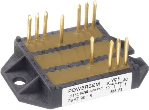 Brückengleichrichter POWERSEM PSD 98-12 Figure 4 1200 V 100 A Dreiphasig