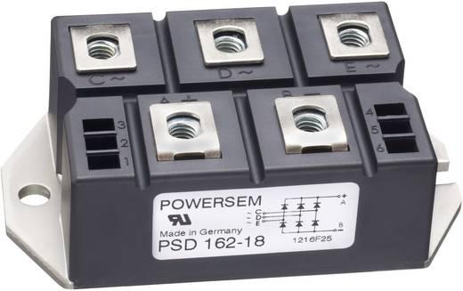 Brückengleichrichter POWERSEM PSD 192-08 Figure 2 800 V 248 A Dreiphasig