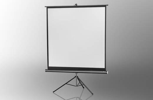 Stativleinwand Celexon Stativ Economy 1090014 133 x 133 cm Bildformat: 1:1