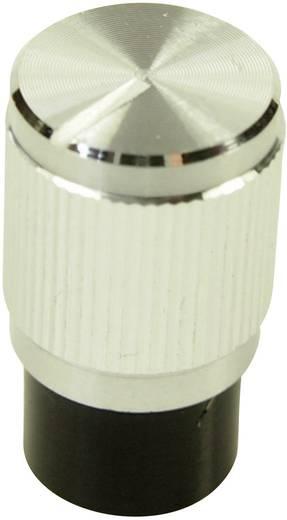 Cliff FC7258 Drehknopf Silber (Ø x H) 10.7 mm x 19 mm 1 St.