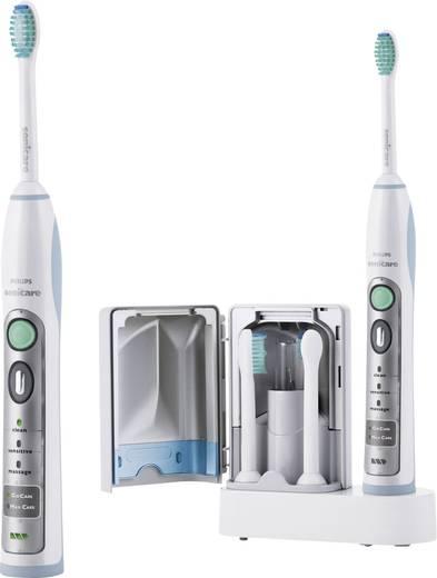Elektrische Zahnbürste Philips Sonicare HX6932/34 FlexCare Türkis, Silber, Weiß