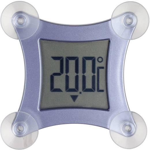 TFA Poco Fenster-Thermometer Blau