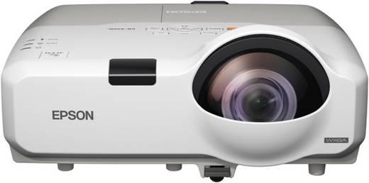 LCD Beamer Epson EB-425W Helligkeit: 2500 lm 1280 x 800 WXGA 3000 : 1 Weiß
