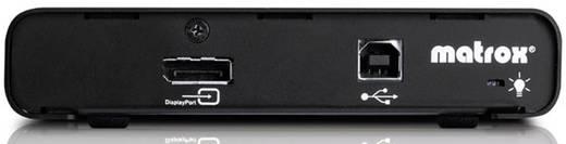 Externe Grafikkarte Matrox TripleHead2GO T2G-DP3D-IF Anzahl unterstützter Monitore: 3
