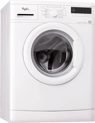 Waschmaschine Frontlader 7 kg Whirlpool AWO 7746 Energieeffizienzklasse (A+++ - D): A++ 1400 U/min