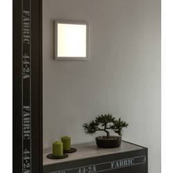 LED panel Denia, 18 W, N/A, striebornosivá