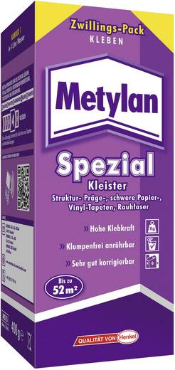 Metylan Spezial Tapetenkleister MS15 400 g