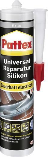 Pattex Silikon Farbe Grau DAR1K 300 ml