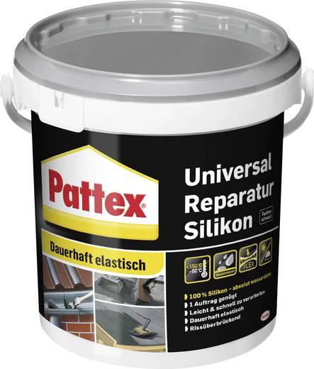 Pattex Silikon Farbe Schwarz DAR1S 750 ml