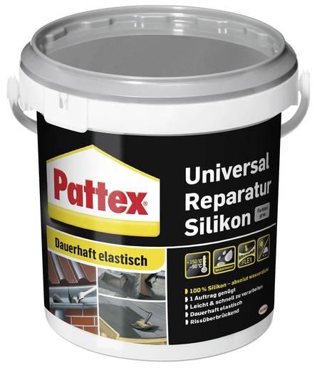 Pattex Silikon Farbe Grau DAR1E 750 ml