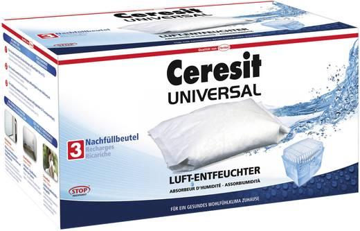 Luftentfeuchter-Nachfüllbeutel 40 m² Weiß Ceresit UNIVERSAL