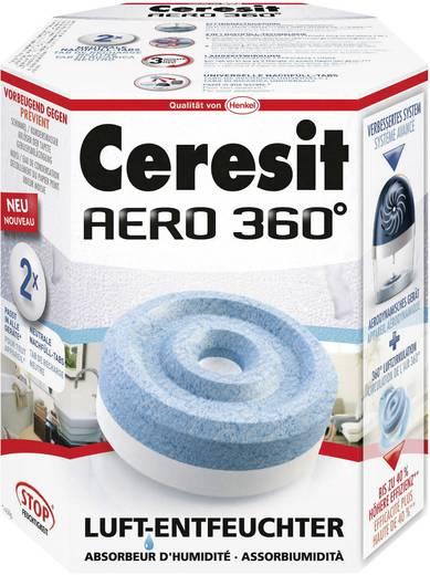 Granulat-Luftentfeuchter 20 m² Weiß, Blau Ceresit AERO 360°