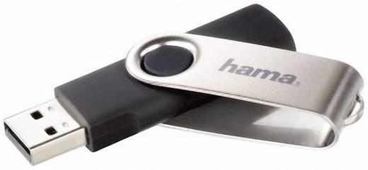 USB-Stick 128 GB Hama Rotate Schwarz 108071 USB 2.0
