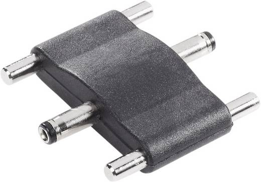 Längsverbinder Slimlite 8947C42B Schwarz