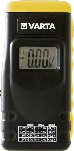 Varta Batterie-Tester digital BATT. TESTER 891 LCD DIGITAL 1,2 - 9 V