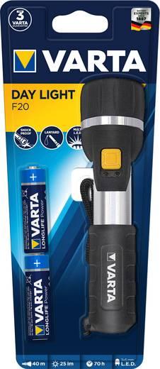 LED Taschenlampe Varta Day Light 2 AA batteriebetrieben 25 lm 65 h 139 g