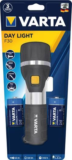 LED Taschenlampe Varta Day Light 2 D batteriebetrieben 58 lm 140 h 460 g