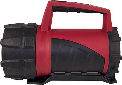 Varta 17652101111 Batteriebetriebener Handscheinwerfer NDUSTRIAL LANTERN 4D Rot-Schwarz LED 14 h
