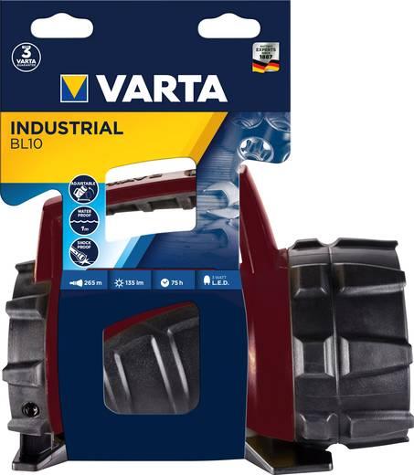 Varta LED Batteriebetriebener Handscheinwerfer NDUSTRIAL LANTERN 4D 60 lm 17652101111