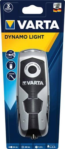 Varta Dynamo Light LED LED Taschenlampe dynamobetrieben 28 lm 1 h 150 g