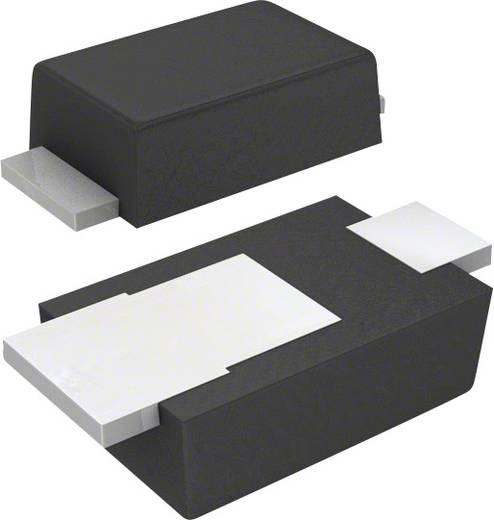 DIODES Incorporated Standarddiode DFLR1400-7 POWERDI®123 400 V 1 A